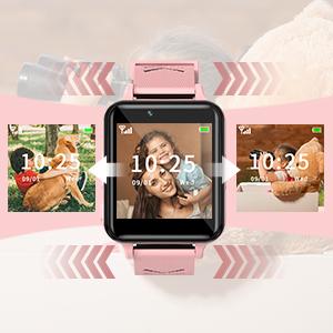 Smartwatch met galerij