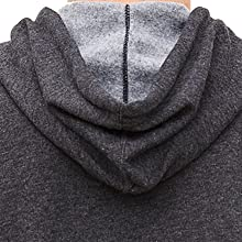 Long Sleeve Breathable Tee Shirt With A Hood Slim Hooded Sweatshirt Mens Active Top Easy To Pack