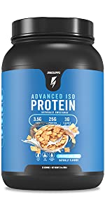 Inno Supps Advanced Iso Protein - 100% Whey Isolate Protein Powder