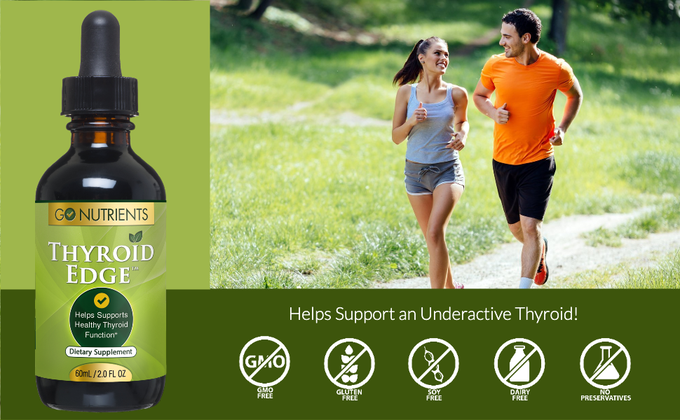 support healthy thyroid function