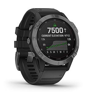 Garmin fenix 6 Pro Solar Multisport GPS Watch