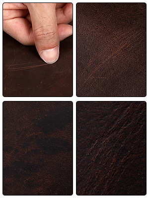 How Attractive Is Buffalo Leather ?