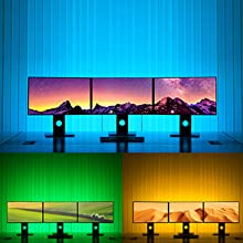 Fantastic TV Backlight