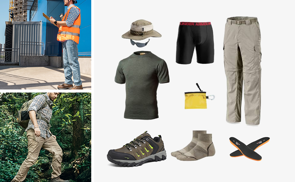 Mens hiking shoes
