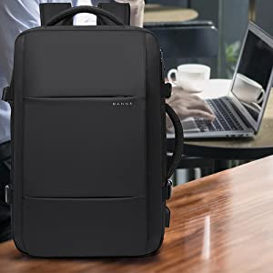 Business casual backpack