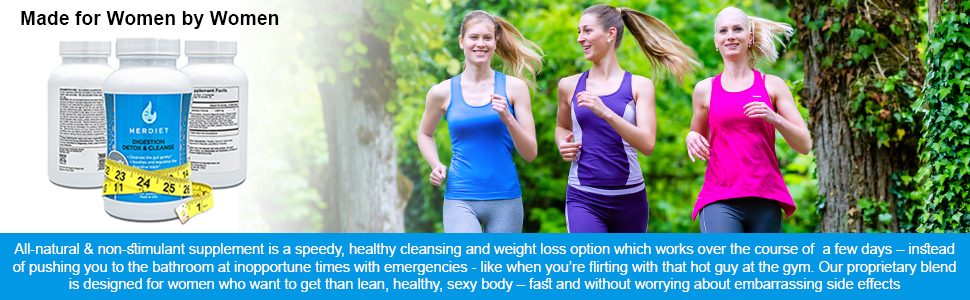 A natural healthy cleansing and weight loss option which works over the course of a few days