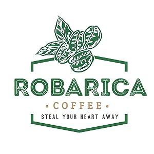 Robarica Coffee logo
