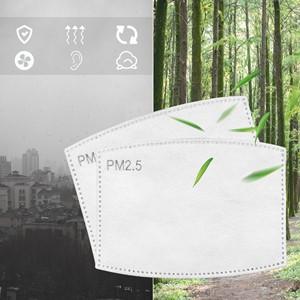 20PCS LIHAEI 20 PCS PM2.5 Waschbar Anti-Nebel sch/ützen Antibeschlagfilter f/ür den Au/ßenbereich mit 3 PCS Geschenken f/ür Erwachsene