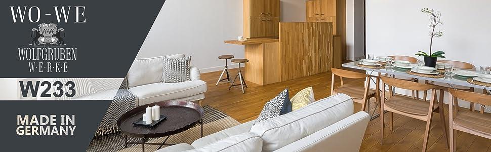 Aceite Muebles de Madera Incoloro Mobiliario Jardin Cuidado W233-1 L: Amazon.es: Bricolaje y herramientas