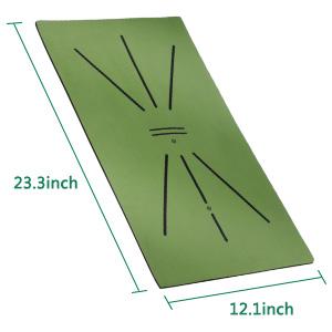 accustrike golf mat training aid