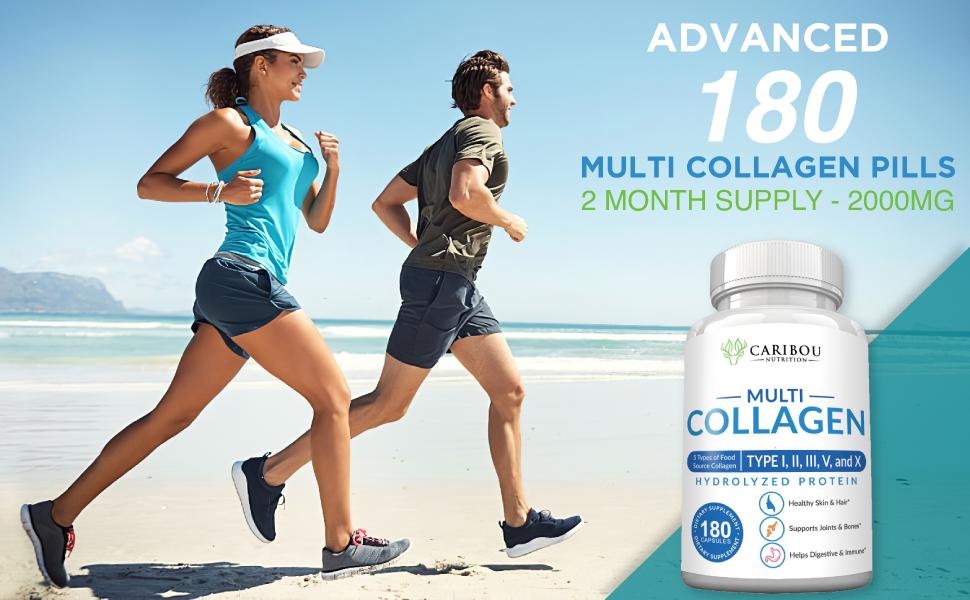 Multi Collagen Pills