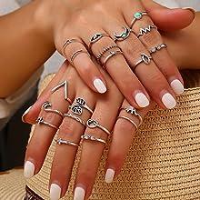 Cute Ocean Rings