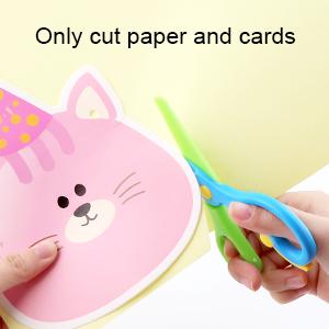 toddler safety scissors