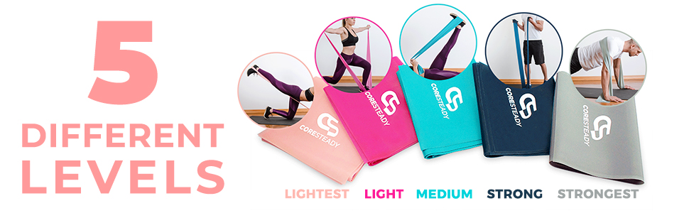 stretch bands for exercise for women resistance bands men yoga bands exercise stretch bands