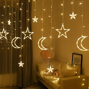 home decoration led curtain lights