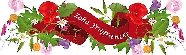 Zoha Fragrances logo