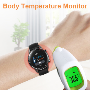 Real-time Temperature Monitor