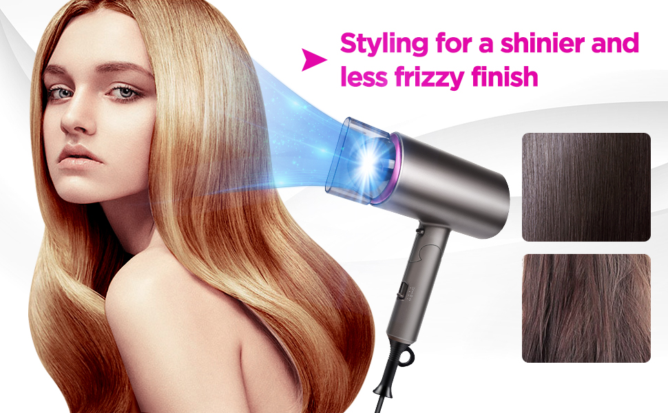 Protect hair dryer and your safety