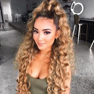 Loose Deep Hair with Closure