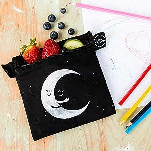 reusable snack sandwich bags food bag dishwasher safe kids adults diaper eco cloth set lunch fresh