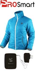 heated jackets