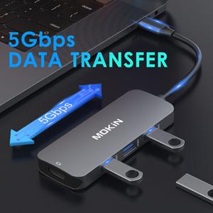 5 Gbps Data Transfer