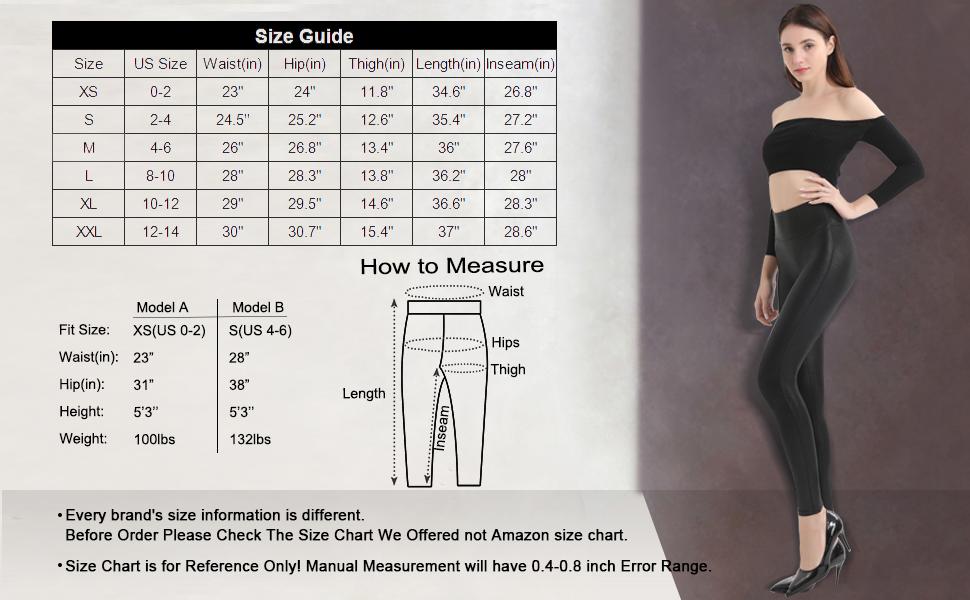 black legging for women