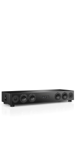 Nubert nuPro AS-450 Schwarz Soundbar