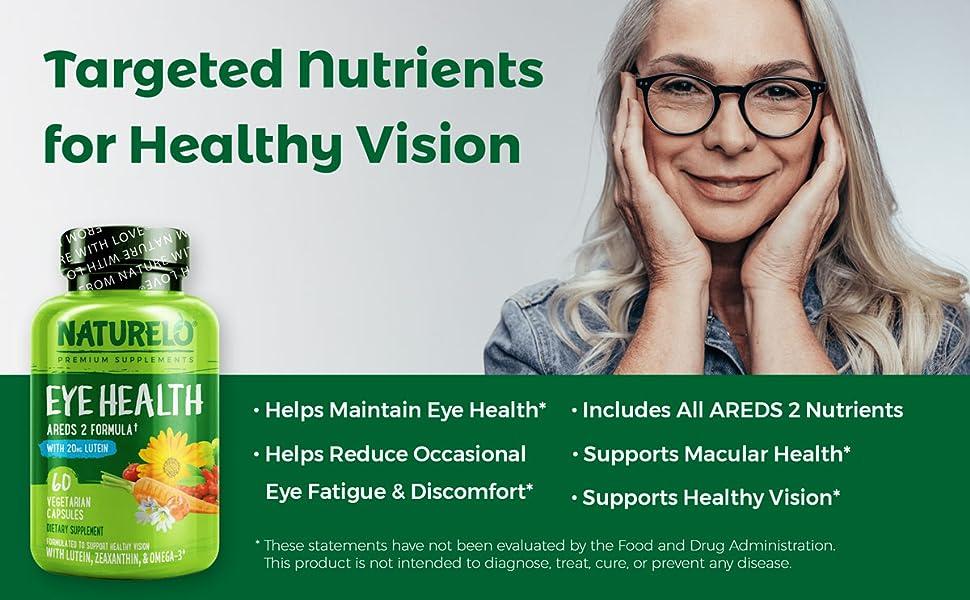 eye health vitamins