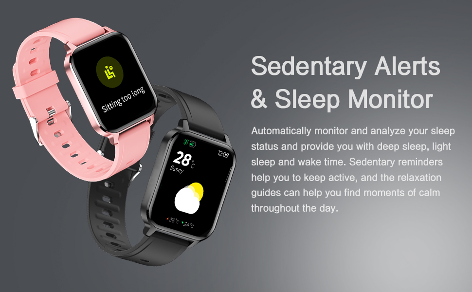 smart watch for iPhone compatible