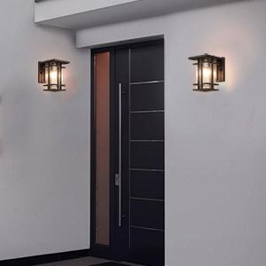 small outdoor wall lights front door wall mount waterproof lighting outside lanterns