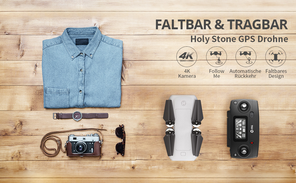 holy stone gps drohne hs720 hs700d