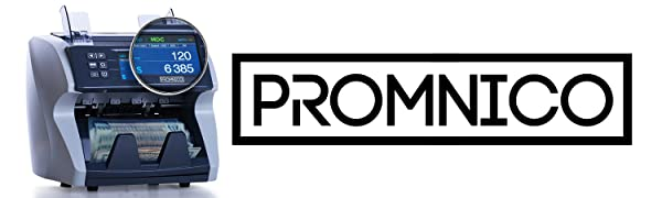 promnico bill counter mixed denomination