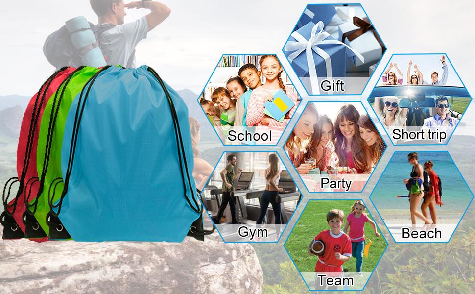 bulk drawstring backpacks