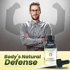 body's natural defense
