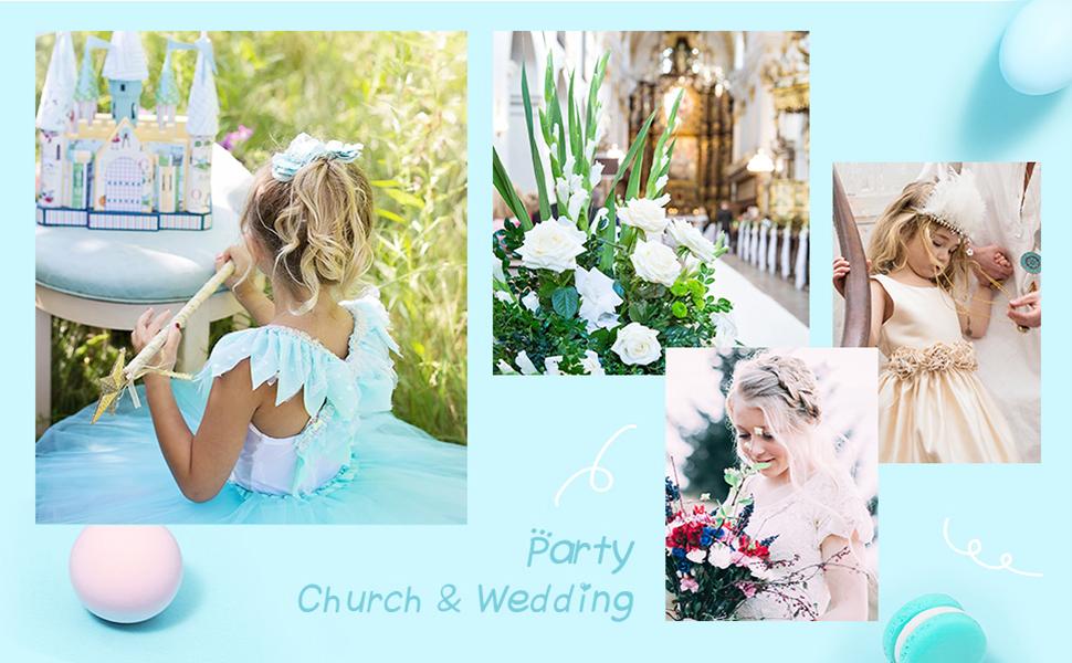 party wedding church