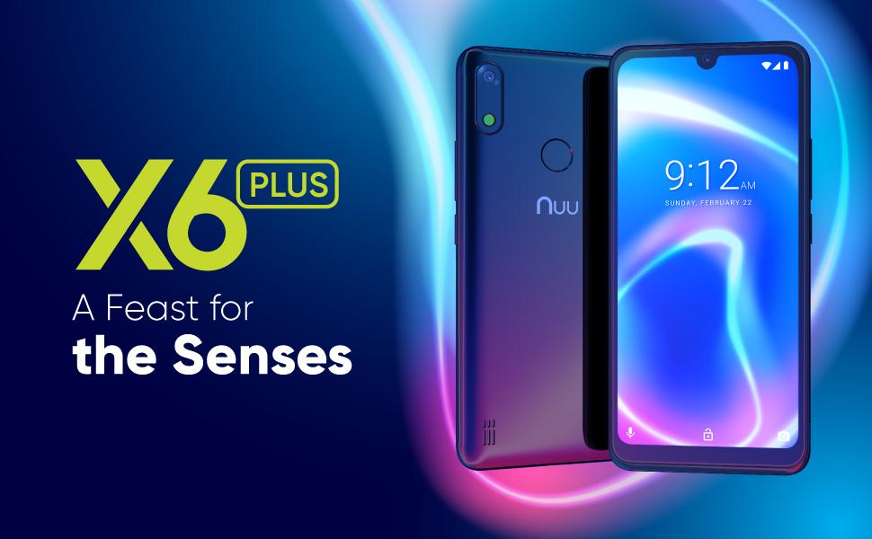 NUU X6 Plus - a Feast for the Senses