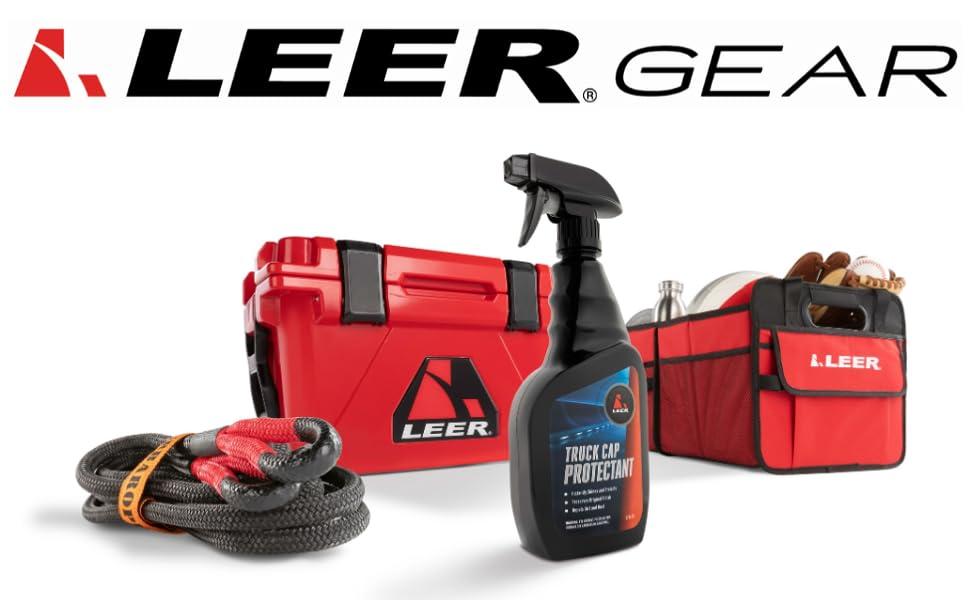 LEER Gear Tonneau Cleaners Truck Accessories Protectants
