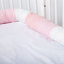 prevent rolling unisex cotton baby crib bumper toddlers bed guard mini crib bumper crib bumpers boys