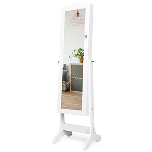 Stable And Durable Jewelry Cabinet