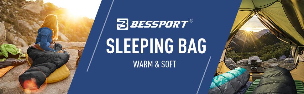 Bessport Schlafsack