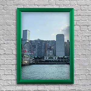 Home snap frames, Art color frames, Snap frames 14x22, Picture frames 16x20, Color aluminum frames