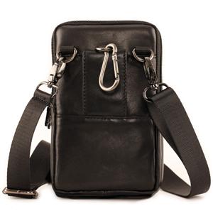leather belt pouch wallet