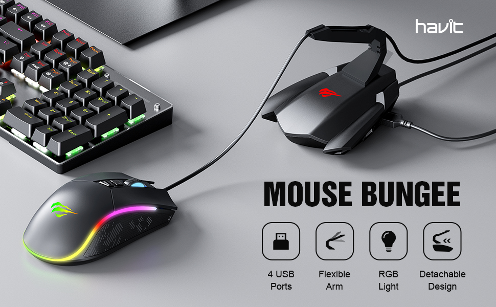 Mouse Bungee