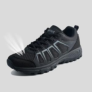 riemot Zapatillas Deportivas para Hombre, Zapatos de Trail Running ...