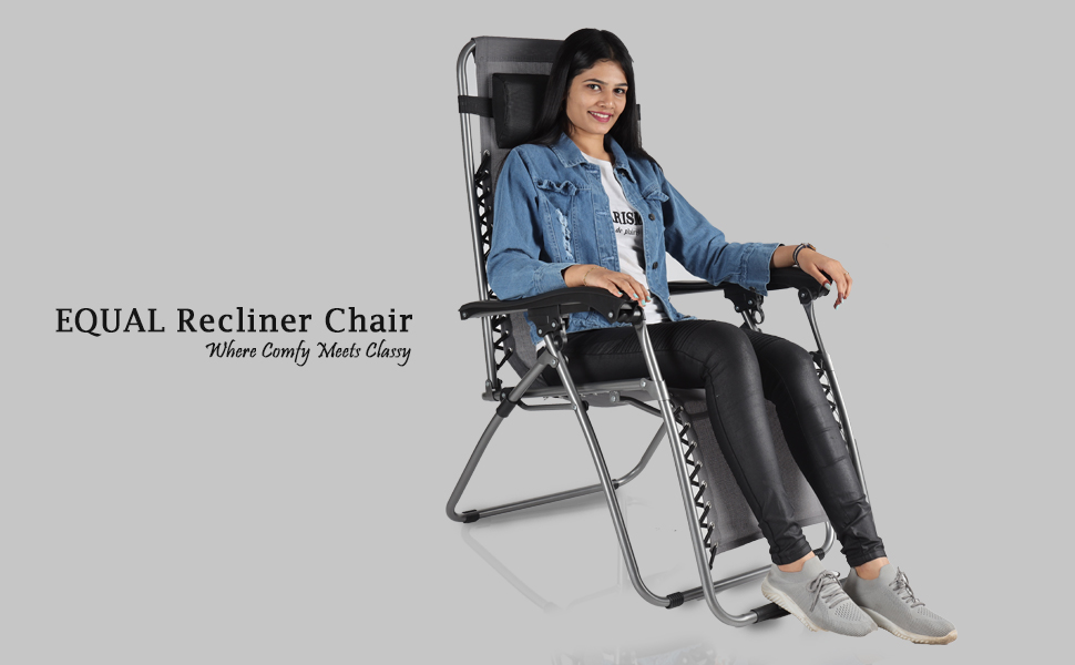 Recliner chair office chair