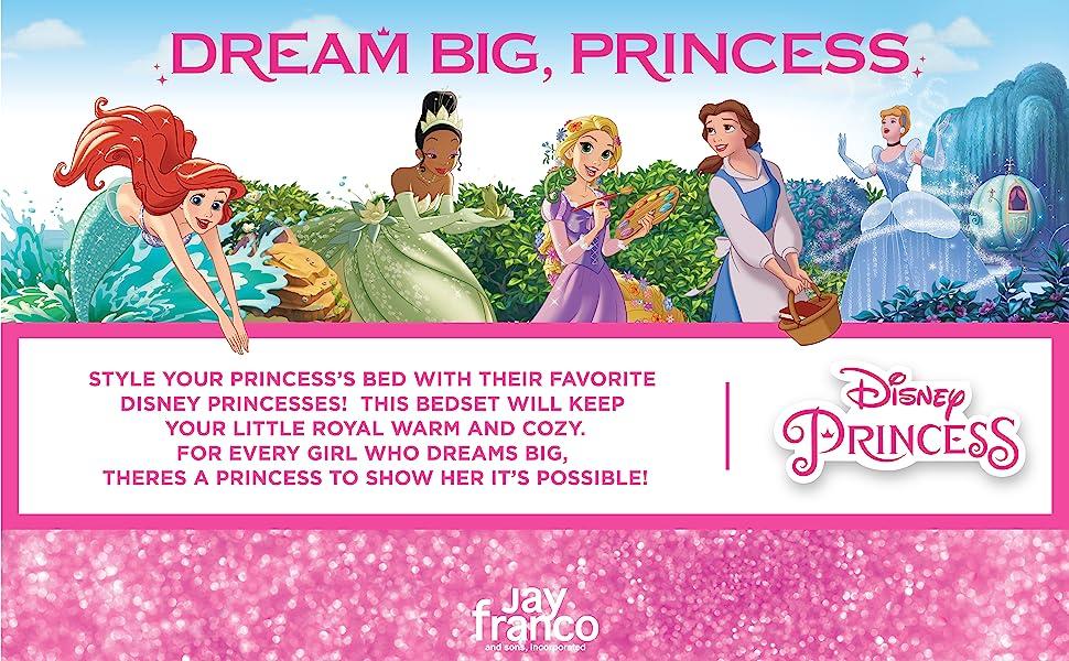 Dream, Princess, Ariel, Rapunzel, Belle