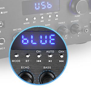Wireless BT Power Amplifier System