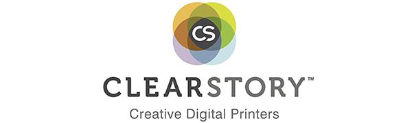 clearstory logo creative digital printers