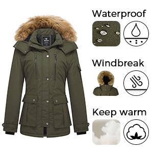 women jacket cotton